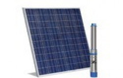Solar submersible pumps by Veddis Solars Private Limited