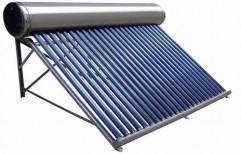 Solar Water Heater by Zillion Enterprises