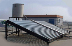 Solar Water Heating System by Zillion Enterprises