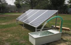Solar Water Pump by Sunshine Engineering