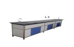 SS Lab Table by I V Enterprises
