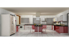 Stainless Steel Modular Kitchen by S.S Decors