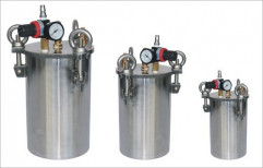 Stainless Steel Pressure Vessel by Sanipure Water Systems
