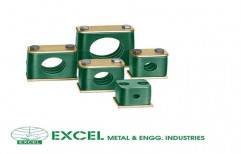 Tube Clamps by Excel Metal & Engg Industries