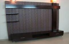 TV Unit by Shubham Furniture & Aluminium
