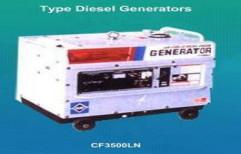 Type Diesel Generators by Lafil Incorporated