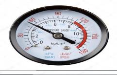 Utility Pressure Gauges by Plastico Pumps