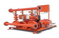 Water Booster Fire Fighting Pumps