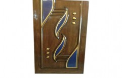 Wood Polish Membrane Door by Dwarka Dheesh Traders
