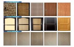 Wooden Office Door Designer by Royal Enterprises
