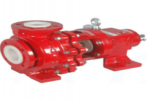 Chemical Process PVDF Pumps  by Soltech Pumps & Equipment Private Limited