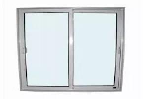 Aluminium Sliding Window by Indian Glass Glazing Work