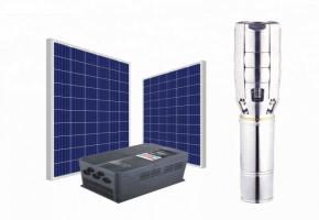 Submersible Solar Pump by P & N Engineering & Marketing