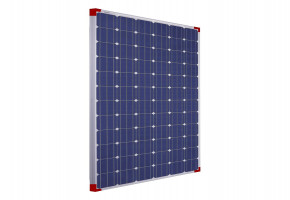 100 Watt Solar Panel For Home by Entellus Solar Private Limited