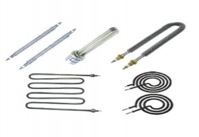 Stainless Steel Tubular Heaters, Ac