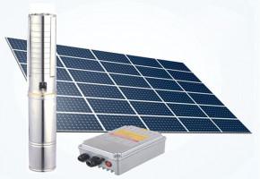 Deepwell Solar Submersible Pump by Vela Pumps