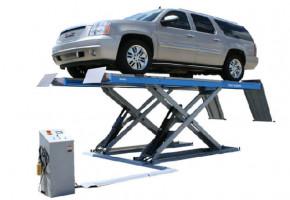 LMI 1 to 10 ton Car Scissor Lifts