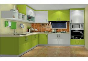 Plywood Modular Kitchen by Bryank Interiror & Architects