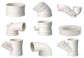 UPVC Pipes  and Fittings by Tirupati Aqua Tech