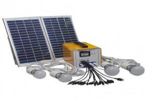 Utl 3 led,mobile port Solar Home Lighting System, For Residential, Capacity: 6 w