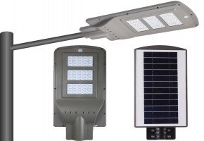 Commercial Solar Street Lights by Golden ACS Group Of Company