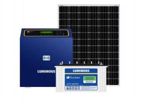 UTL Optional Off-Grid Hybrid Solar System (1KWp), Capacity: 1KWp - 5KWp