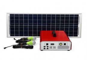 500 watt Solar Generator by Surat Exim Private Limited