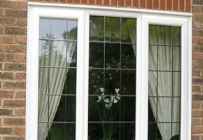UPVC French Window by Akshara And Co