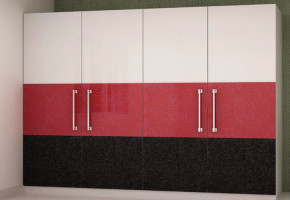 PVC Laminates For Wardrobes  by Noble Solutions