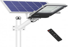 Solar Street Lighting System With Dusk-Dawn Control by Tantra International