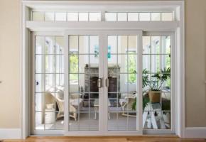 French Window Design by Laxmi Glass