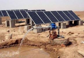 Industrial Solar Submersible Pump by Deepak Engineering