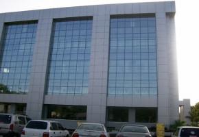 ACP Glass Glazing Work by Sharma Aluminum & Furniture