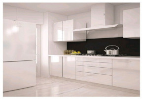 Small Modular Kitchen by Ashwini Enterprise