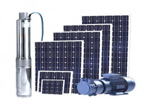 Submersible Solar Water Pumps by Junna Solar Systems Private Limited