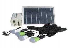 10W Mini Solar Lighting System by Sun Urja
