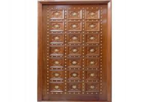 Carved Wooden Doors by Ganesh Doors