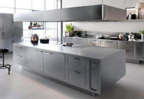 SS Modular Kitchen