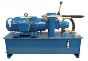 S.N Mild Steel Hydraulic Power Pack, For Industrial, 240