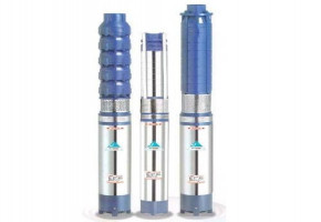 V6 Submersible pumps by Unnati Pump