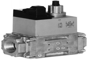 Double Solenoid Valve for Burner by Flamco Combustions Private Limited