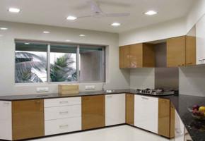 Godrej Modular Kitchens by Nav Nirman Enterprises