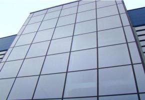 Glass Glazing Work by Madha Industries