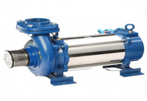 Parth Horizontal Openwell Submersible Pump, Max Flow Rate: 1200 Lph