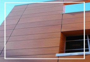 Exterior Cladding HPL Sheets   by The Majestik Link