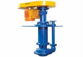 Hazleton VDS And VND Vertical Slurry Pump