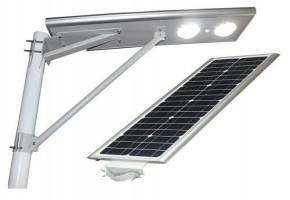 Integrated Solar Street Light by Sunflower Solar Technology