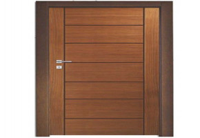Wood Laminate Doors by Vizous Interio Private Limited