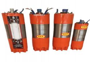 Multi Stage Pump 5 - 20 HP Submersible Pumps, Pump Model: Anju Pumps