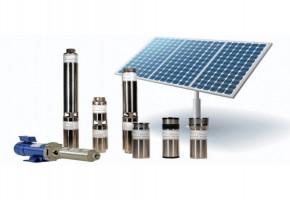 Solar Submersible Pumps